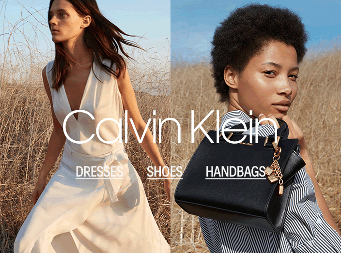 Calvin Klein, Dresses, Shoes, Handbags