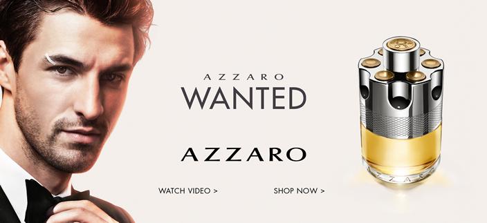 Azzaro, Wanted Azzaro, Watch Video, Shop now