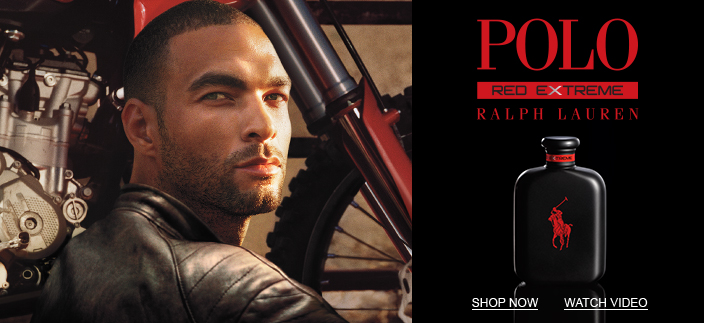 Polo Red Extreme, Ralph Lauren, Shop Now, Watch Video