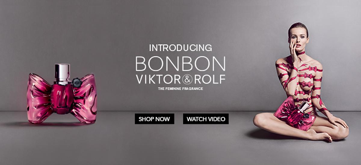 Introducing, Bonbon, Viktor and Rolf, Shop now, Watch Video