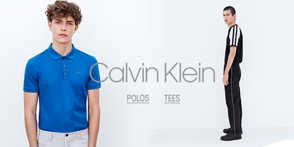 Calvin Klein, Polos, Tees