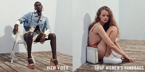 View Video, Shop Women's Handbags
