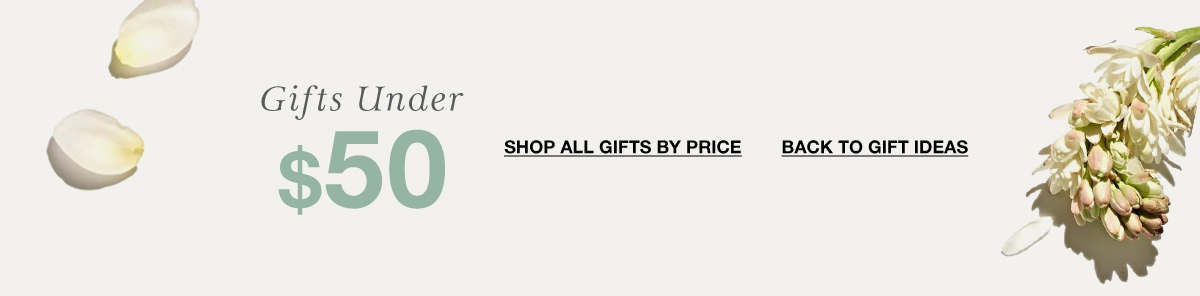 Gifts Under $50, Shop All Gifts by Price, Back to Gift Ideas