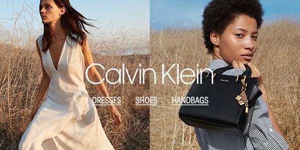 Calvin Klein, Dresses, Shoes, Handbags