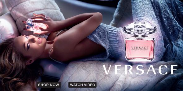 Versace, Shop now, Watch Video