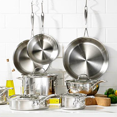 Cookware and Cookware Sets