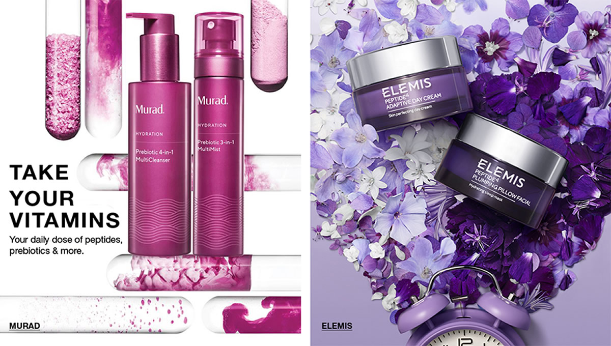 Take Your Vitamins, Your daily dose of peptides, prebiotics and more, Murad, Elemis