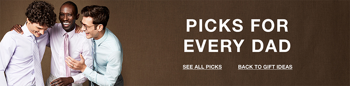 Picks For Every Dad, See All Picks, Back to Gift Ideas
