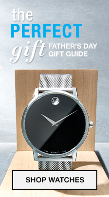 The Perfect gift, Father's Day Gift Guide, Shop Watches