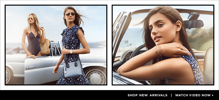 Shop New Arrivals, Watch Video Now