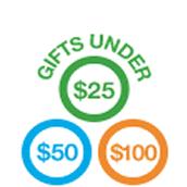Gifts Under