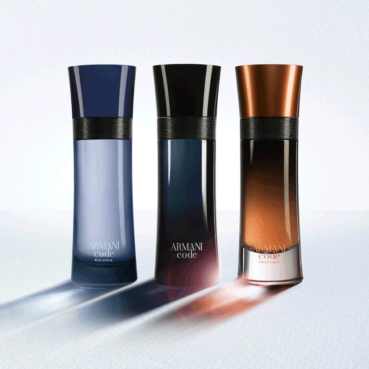 Armani Code Mens Collection
