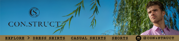 Con.Struct, Explore, Dress Shirts, Casual Shirts, Shorts