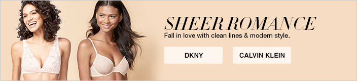 Shreer Romance, Fall in love clean lines and modern style, Dkny Calvin Klein