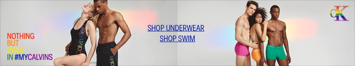 Nothing But in #Mycalvins, Shop Underwear Shop Swim