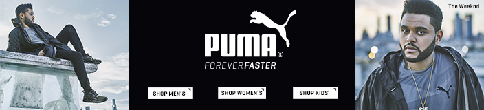 Puma Foreverfaster, Shop Men's, Shop Women's, Shop Kids'