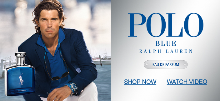 Polo Blue, Ralph Lauren, Shop Now, Watch Video
