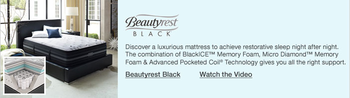 beautyrest black discover a luxurious mattress to achieve restorative sleep night after night