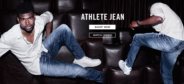 Athlete Jean, Shop Now, Watch Video