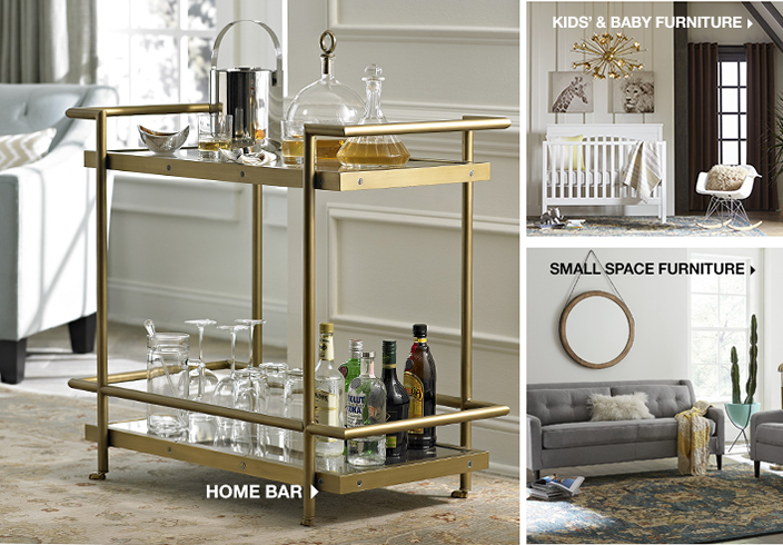 Home Bar  Kids and Baby Furniture  Small Space Furniture. Furniture   Semi Annual Home Sale    Macy s