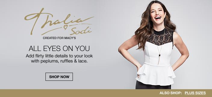 Dresses Thalia Sodi - Macy\'s