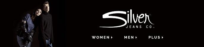 Silver, Jeans co, Women, Men, Plus