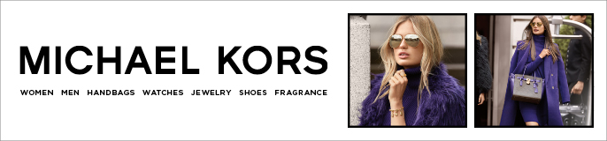 Michael Kors, Women, Men, Handbags, Watches, Jewelry, Shoes, Fragrance