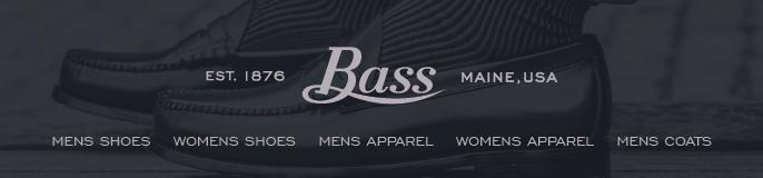 Bass, Maine, USA, Mens Shoes, women shoes, Mens Apperel, Womens Apperel, Mens Coats