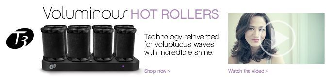 T3 Voluminous HOT ROLLERS Technology reinvented for voluptuous waves with incredible shine. Shop now.