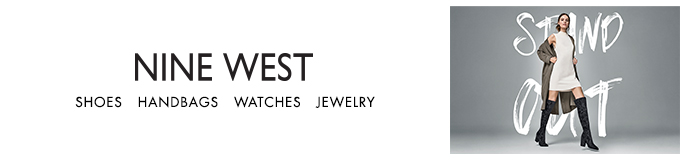 Nine West, Shoes, Handbags, Watches, Jewelry
