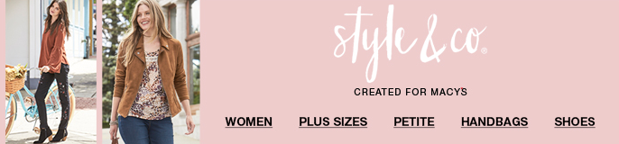 Style and co, women, plus sizes, petite, Handbags, Shoes