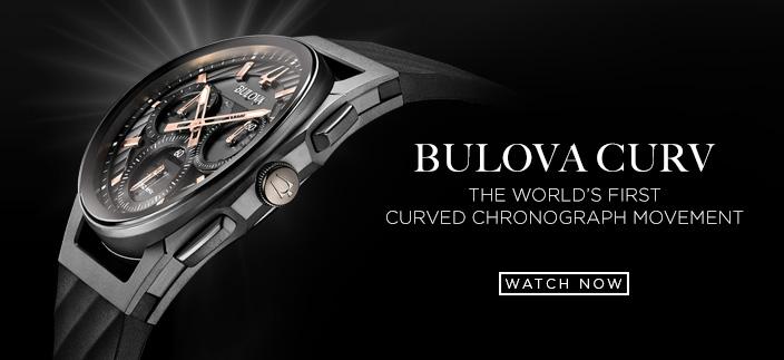 Bulova Curv, Watch Now