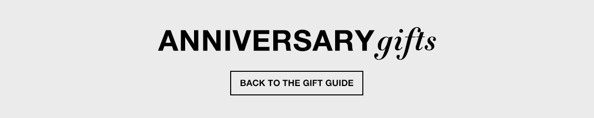 Anniversary gifts, Back to The Gift Guide