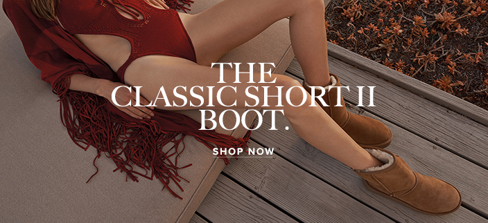 The Classic Short II Boot, Shop now