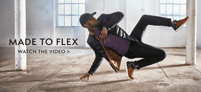 Made to Flex, Watch the Video