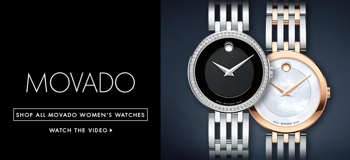 Movado, Shop all Movado Women's Watches, Watch the Video