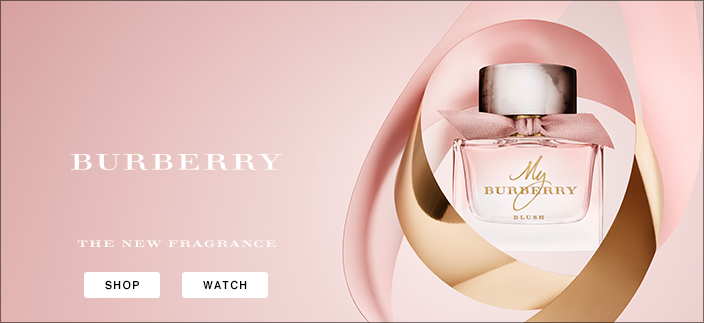 Burberry The New Fragrance, Shop, Watch