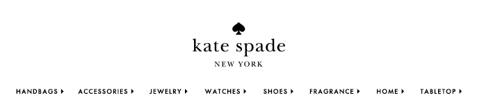 Kate spade New YorK, Handbags, Accessories, Jewelry, Watches, Shoes, Fragrance, Home, Tabletop