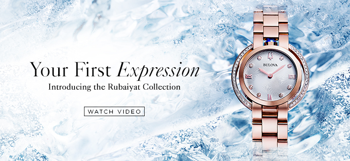 Your First Expression, Introuducing the Rubaiyat Collection, Watch Video