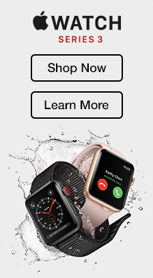 Watch Series 3, Shop Now, Learn More