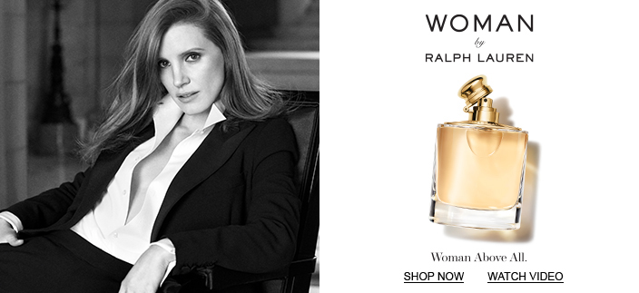 Women by Ralph Lauren, Women Above All, Shop Now, Watch Video