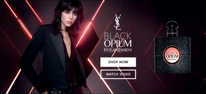 Black Opium, Shop now, Watch Video