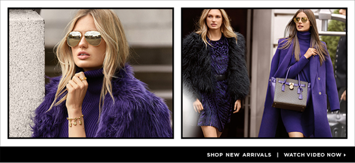 Shop New Arrivals, Watch Video Now
