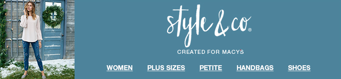 Style and Co, Created for Macys, Women, Plus Sizes, Petite, Handbags, Shoes