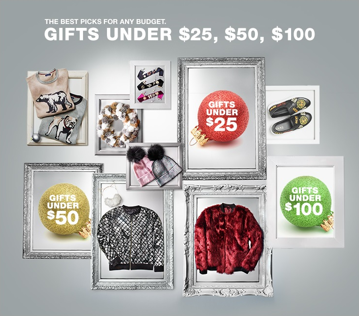 Unisex Gifts Under 25 inexpensive christmas gifts for her - holiday gift guide - macy's