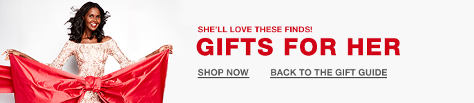 She'll Love These Finds! Gift for Her, Shop Now, Back to the Gift Guide