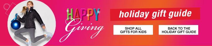 Happy Giving, Holiday Gift Guide, Shop All Gifts for Kids, Back to the Holiday Gift Guide
