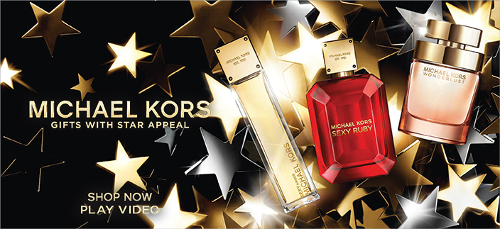 Michael Kors, Gifts With Star Appeal, Shop now, Play Video