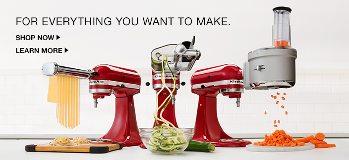 For Everything You Want to Make, Shop Now, Learn More