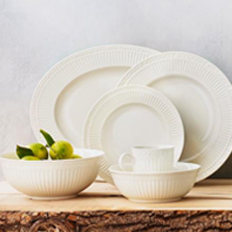 White Dinnerware